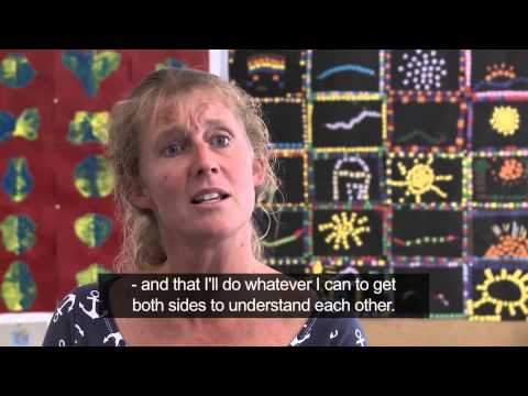 Culture of Peace in schools with NVC - Film 1 of 5 - Behind every action there is a need