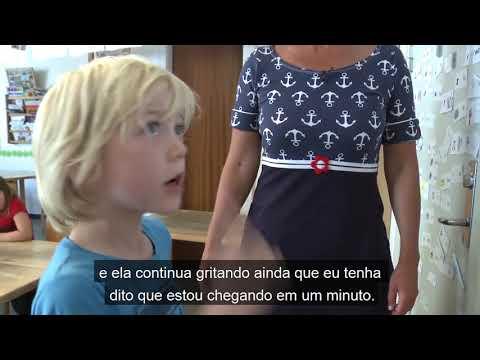Filme 3 de 5. Cultura de Paz na Escola com a CNV – Me responsabilizando