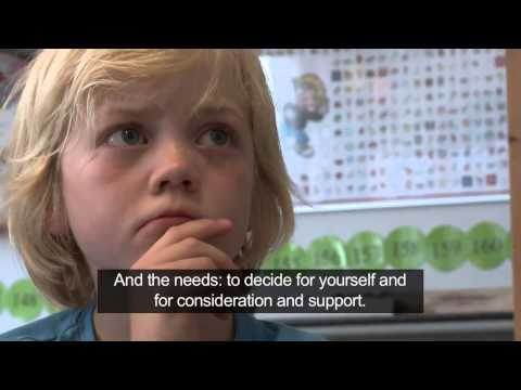 Culture of Peace in schools with NVC - Film 4 of 5 - Empathy for others, understanding others