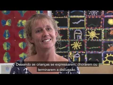 Filme 1 de 5. Cultura de Paz na Escola com a CNV – Por trás de cada ação há uma necessidade.