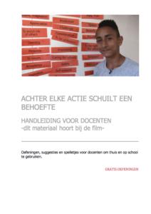 Nonviolent Communication Teachers Handbook Dutch