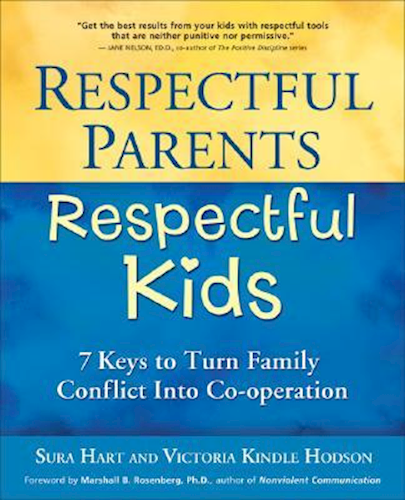 Respectful Parents, Respectful Kids 7 Keys to Turn Family Conflict Into Co-Operation By Sura Hart og Victoria Kindle Hodson